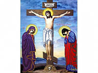 """Схема для вышивки """"Распятие Иисуса Христа"""""""