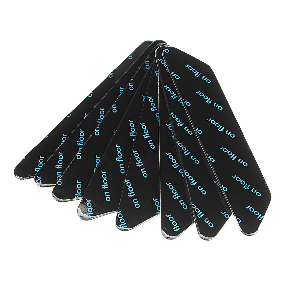 8Pcs Анти Накладной коврик для ковриков для коврика Коврик для полотенец Защитная пленка для съемного многоразового коврика - 1TopShop