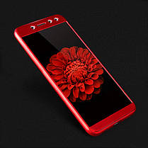 Bakeey™2in1Double Dip 360 ° Full Protection ПК с защитой экрана для Xiaomi Redmi Note 5 - 1TopShop, фото 3