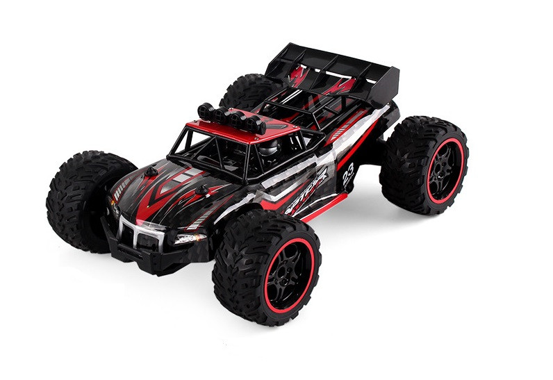 Радіокерована іграшка GALLOP Raptor іграшковий гоночний автомобіль на р/к 1:14 Червоний (SUN2485)