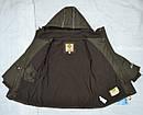 Куртка зимняя для девочки коричневая (QuadriFoglio, Польша), фото 8