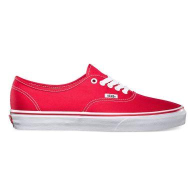 Кеды Vans Authentic red 39,5 размер (25 см)