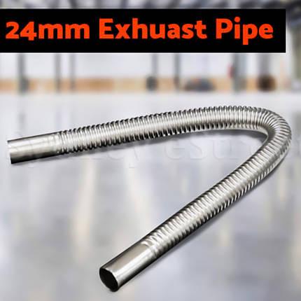 24 мм Air Diesel Нагреватель Exhuast System из нержавеющей стали Exhuast Pipe Caravan RVs ' - 1TopShop, фото 2