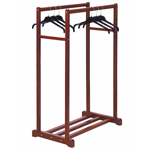 Деревянная стойка для одежды «Визит 2»