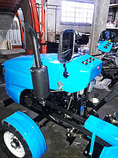Мототрактор BIZON 180E (с генератором), фото 3