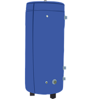 Аккумулирующий бак Корди АЕ-4-2ТI с двумя теплообменниками (400 литров, теплоизоляция), фото 1