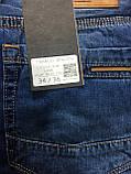 Мужские джинсы Franco Benussi 17-155 прямые с 36 рост, фото 6