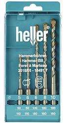 Буры SDS-plus Heller