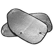 Светоотражающий Авто Боковое окно Алюминиевая фольга Защита от солнечных лучей Солнцезащитный экран - 1TopShop, фото 3