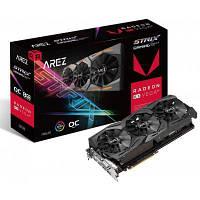Видеокарта ASUS Radeon RX Vega 64 8192Mb AREZ STRIX OC GAMING (AREZ-STRIX-RXVEGA64-O8G), фото 1