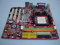 Материнская плата socket AM2 MSI K9VGM-V (AM2, DDR2), фото 1