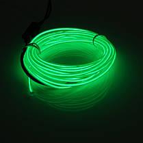 3м одного цвета 5В USB гибкий неон провода EL свет танцевальная вечеринка декор свет - 1TopShop, фото 3