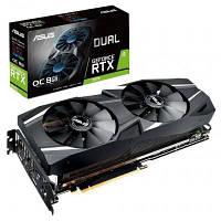 Видеокарта ASUS GeForce RTX2070 8192Mb DUAL OC (DUAL-RTX2070-O8G)