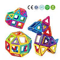 Магнитный Конструктор 3D Магниты 30 деталей развивающие игрушки
