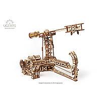 Механический 3D пазл Авиатор, фото 1