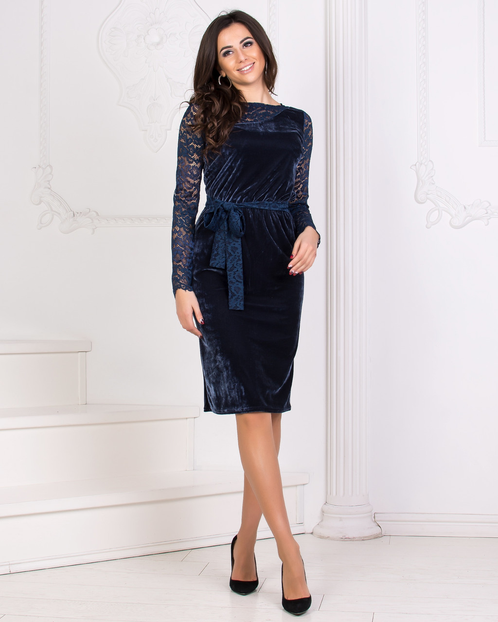 Платье женское 41166дг