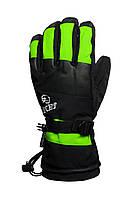 Рукавиці ECHT HX004 Black-Green XXL