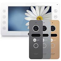 NeoLight KAPPA и NeoLight SOLO комплект видеодомофона, фото 1
