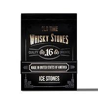 Камни для виски США 16шт упаковка Whisky Stones(СЕРТИФИКАТ)