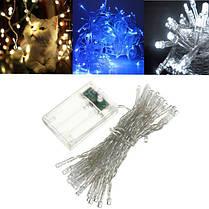 5м от батареи LED фанк на мерцание лампы сказочных огней струнных - 1TopShop, фото 2