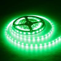 Светодиодная лента smd 2835 60д/м IP20 зеленый