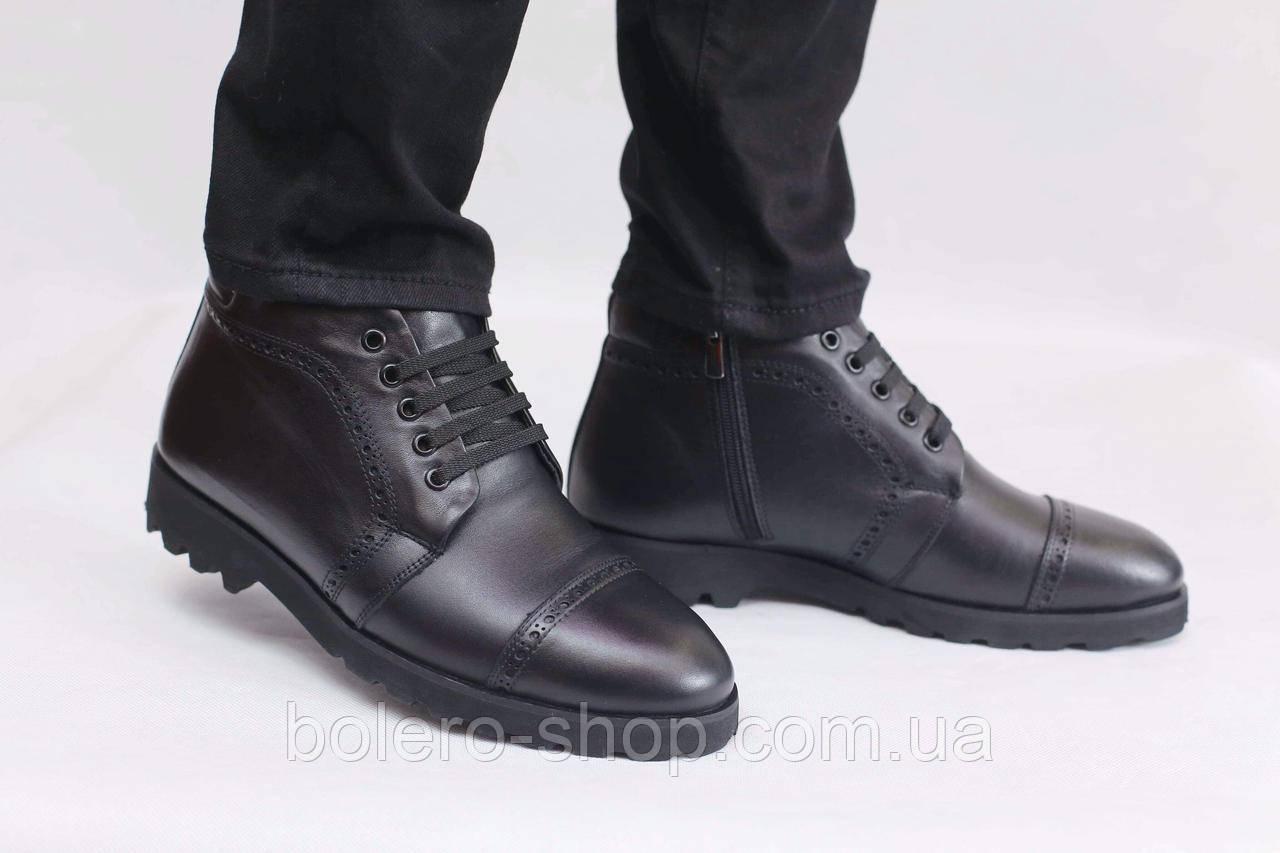 Ботинки мужские зимние Fella
