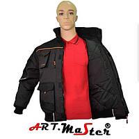 Теплый комплект спец одежды Art Master. Куртка теплая, полукомбинезон утепленный. Зимняя спец одежда, роба. По