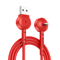 Кабель Baseus Lightning Maruko Video Cable 1m, Red (CALQX-09)