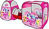 Палатка детская 3 в 1 Тоннель M 3774 Пони My Little Pony