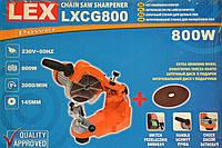 Верстат для заточування ланцюгів LEX LXCG800 з асинхронним двигуном, фото 1