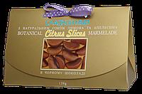 Мармелад в  чёрном шоколаде