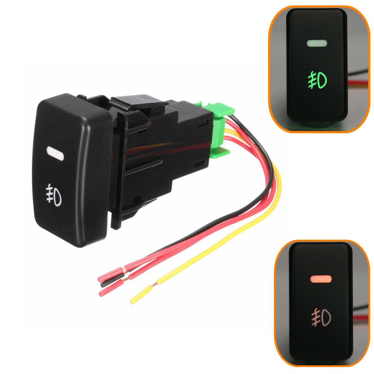 Кнопка переключения туманного переключателя для HONDA CIVIC ACCORD CRV Замена послепродажного обслуживания - 1TopShop