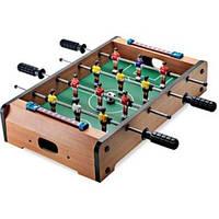 Детский настольный деревянный футбол на штангах, Soccer Game (51/31/10.5 см)