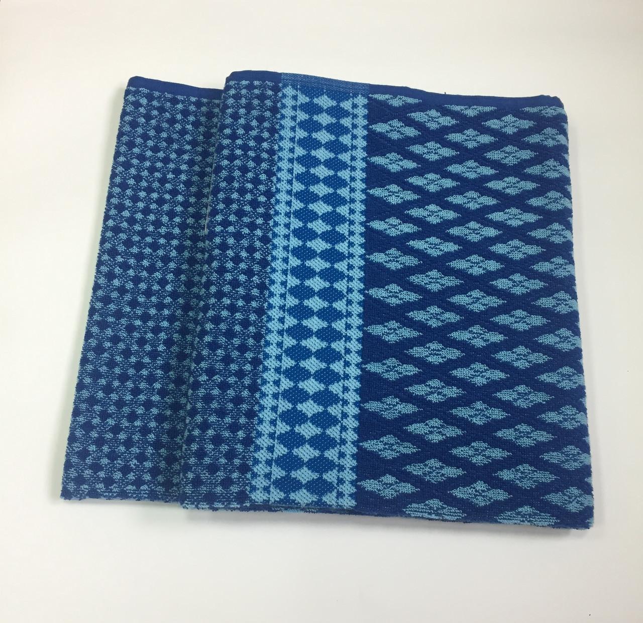 Полотенце махровое  50*90 ВЕНЕЦИЯ 2 синий