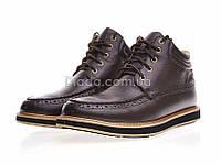 Ботинки мужские зимние в Украине UGG Beckham generation H0716. Мужские Угг зимние ботинки, коричневые