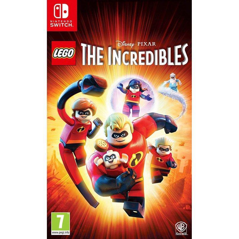 Игра LEGO The Incredibles - Суперсемейка для Nintendo Switch (русские субтитры)