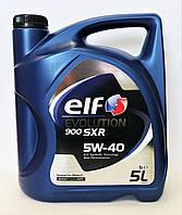 Моторное масло ELF Evolution 900 SXR 5w40 5л 194877