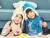 Детский набор шапка+шарф Совушка, фото 2