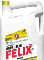 Антифриз Felix Energy G12 желтый-45  10л
