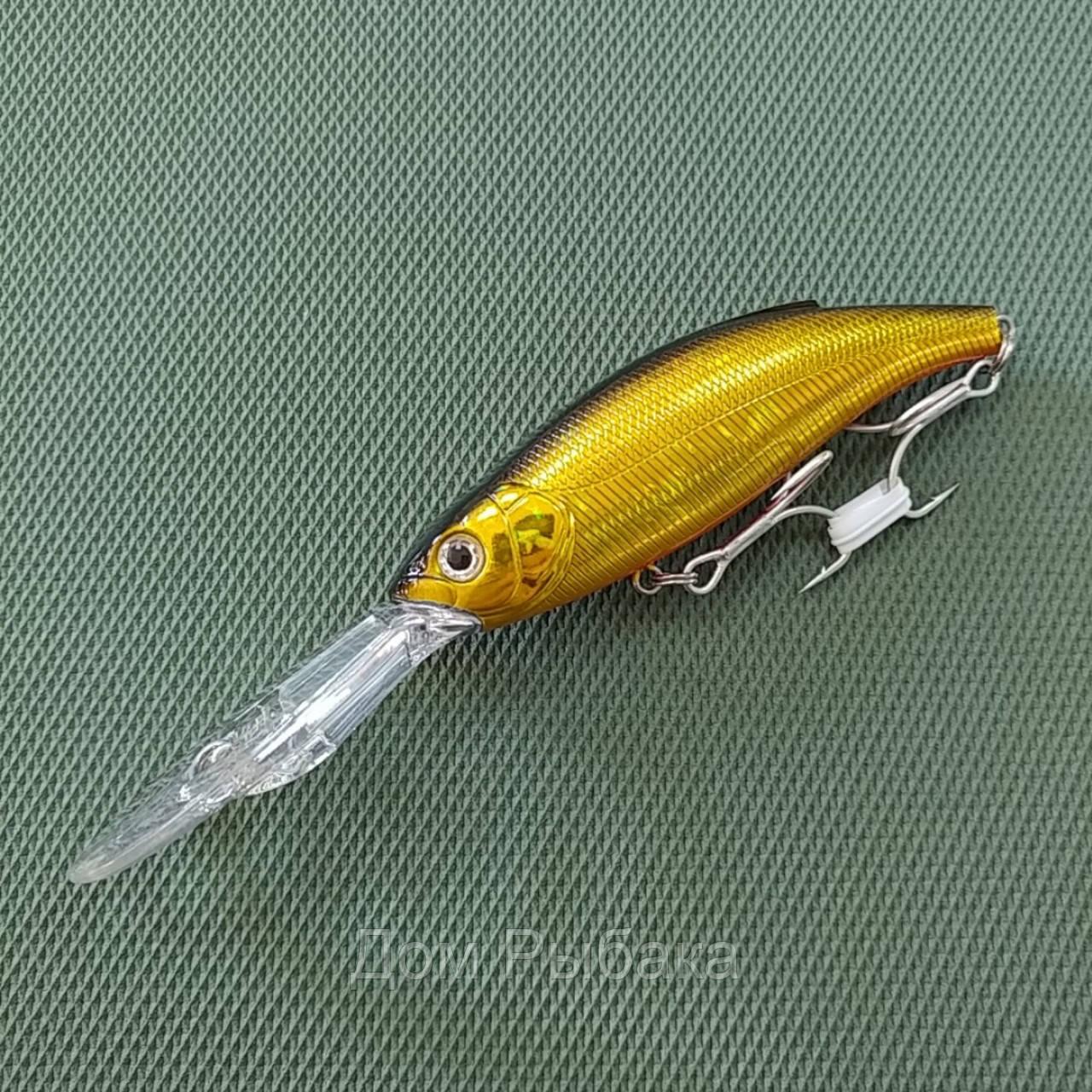 Воблер Tsuribito  Deep Shaker 100f 31гр цвет 002(9993078)