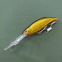 Воблер Tsuribito  Deep Shaker 100f 31гр цвет 002(9993078), фото 1