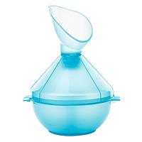 Домашній інгалятор, Чудесник, колір – Блакитний, паровий інгалятор