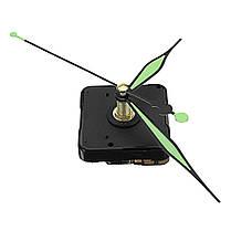 3шт 20 мм Вал Длина Зеленые и черные светящиеся руки DIY Кварц Часы Движение стены - 1TopShop, фото 2