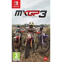 Игра MXGP3 - The Official Motocross Videogame для Nintendo Switch (английская версия)