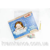 Картина по номерам Гапчинська - Ніжні метелики 40х50 см (в  упаковці), фото 3