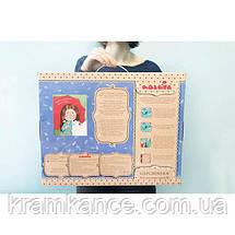 Картина по номерам Гапчинська - Ніжні метелики 40х50 см (в  упаковці), фото 2