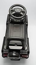 Машинка каталка толкатель толокар Mercedes лицензия, фото 3