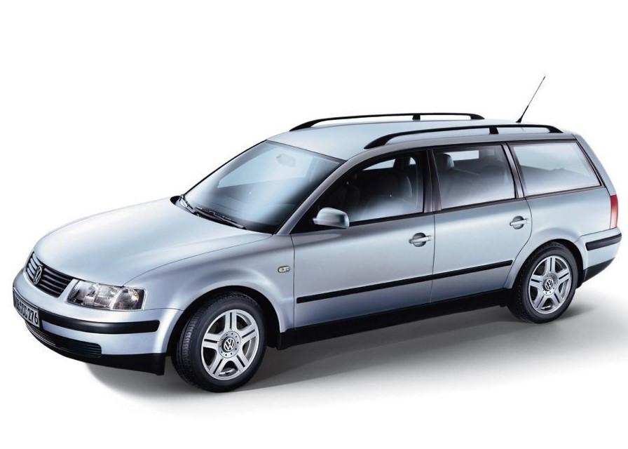 Лобовое стекло на Volkswagen Passat B5/B5.5 (Седан, Комби) (1997-2005)