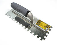 Зубчатая гладилка 280*100мм(зуб 12*12мм) TM Hardy
