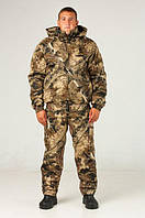 Мужской зимний камуфляжный костюм. Размеры 46 - 64
